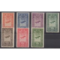 Ethiopia - 1931 - Nb PA11/PA17 - Planes