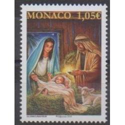 Monaco - 2019 - Nb 3213 - Christmas