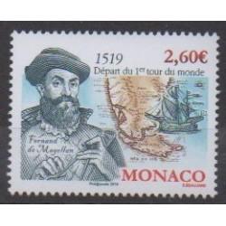 Monaco - 2019 - Nb 3211 - Boats
