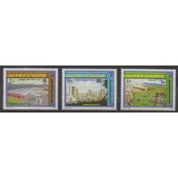 Ethiopia - 1985 - Nb 1134/1136 - Various Historics Themes