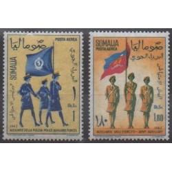 Somalia - 1963 - Nb PA20/PA21
