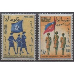 Somalie - 1963 - No PA20/PA21