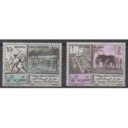 Somalia - 1965 - Nb PA36/PA37 - Craft