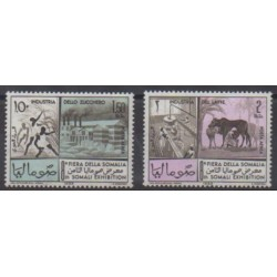 Somalie - 1965 - No PA36/PA37 - Artisanat ou métiers