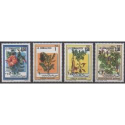 Somalie - 1978 - No 227/230 - Flore