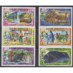 Somalie - 1979 - No 239/244