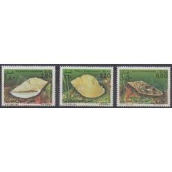 Somalie - 1984 - No 305/307 - Animaux marins