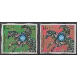 Somalia - 1984 - Nb 317/318 - Planes