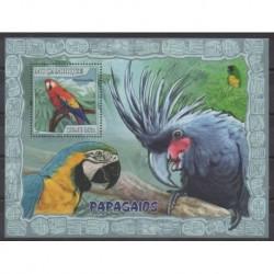 Mozambique - 2007 - No BF171 - Oiseaux