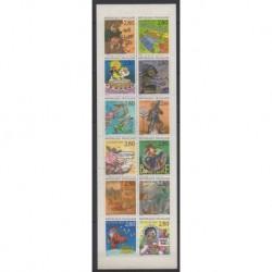 France - Carnets - 1993 - No BC2848c