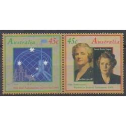 Australia - 1993 - Nb 1326/1327 - Various Historics Themes
