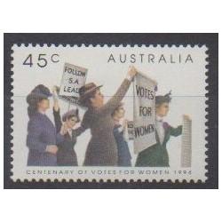 Australia - 1994 - Nb 1374 - Various Historics Themes