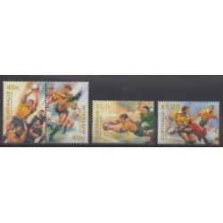 Australia - 1999 - Nb 1753/1756 - Various sports