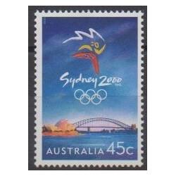 Australia - 1999 - Nb 1762 - Summer Olympics