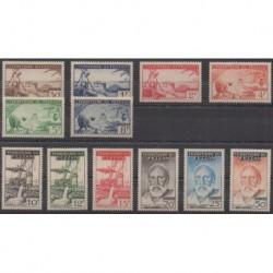 Fezzan - 1951 - Nb 56/67