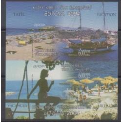 Turkey - Northern Cyprus - 2004 - Nb BF21a - Europa