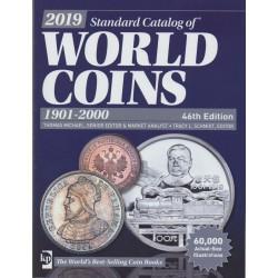 World Coins 1901-2000 (Krause - 44ème édition 2017)