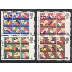 Grande-Bretagne - 1979- No 888/891 - Europe