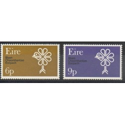 Ireland - 1970 - Nb 239/240