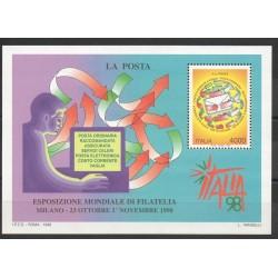 Italie - 1998- No BF 20