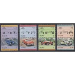 St. Lucia - 1984 - Nb 644/651 - Cars