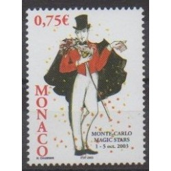 Monaco - 2003 - No 2409 - Cirque
