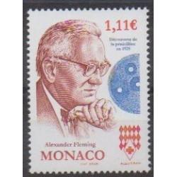 Monaco - 2003 - No 2407 - Santé ou Croix-Rouge