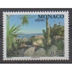 Monaco - 2011 - No 2799 - Parcs et jardins