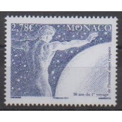 Monaco - 2011 - No 2798 - Espace