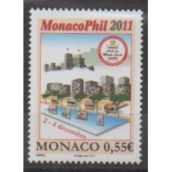 Monaco - 2011 - No 2795 - Philatélie