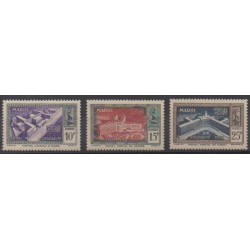 Morocco - 1951 - Nb 302/304