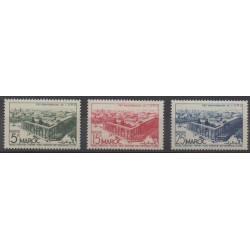 Morocco - 1949 - Nb 285/287