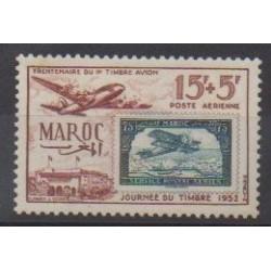 Morocco - 1952 - Nb PA84