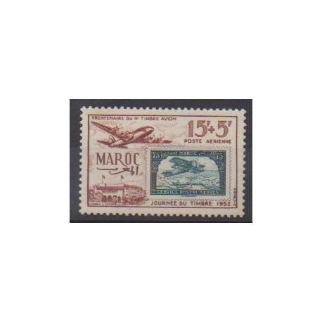 Maroc - 1952 - No PA84