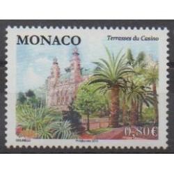Monaco - 2013 - No 2865 - Parcs et jardins