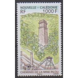 Nouvelle-Calédonie - 2019 - Mine Pilou - Sciences et Techniques