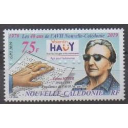 Nouvelle-Calédonie - 2019 - No 1378 - Santé ou Croix-Rouge