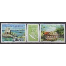 Nouvelle-Calédonie - 2019 - No 1376/1377 - Sites