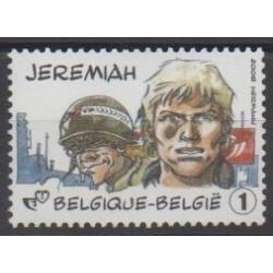 Belgium - 2008 - Nb 3734 - Cartoons - Comics