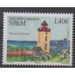 Saint-Pierre et Miquelon - 2019 - No 1227 - Phares