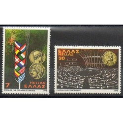 Greece - 1979- Nb 1338/1339 - Europe