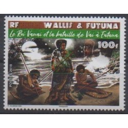 Wallis et Futuna - 2019 - No 909 - Histoire militaire