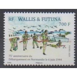 Wallis et Futuna - 2019 - No 906 - Seconde Guerre Mondiale