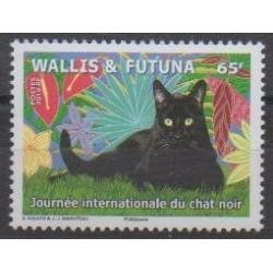Wallis et Futuna - 2019 - No 915 - Chats