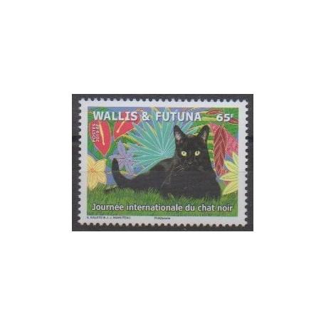 Wallis et Futuna - 2019 - Journée du chat noir - Chats