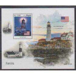 Angola - 2019 - Nb BF183 - Lighthouses