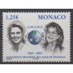 Monaco - 2002 - Nb 2379 - Childhood