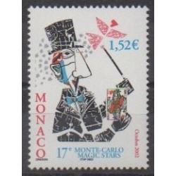 Monaco - 2002 - Nb 2367 - Circus