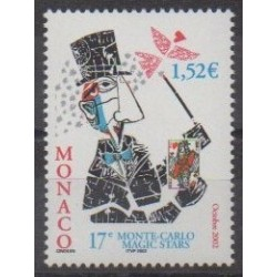 Monaco - 2002 - No 2367 - Cirque