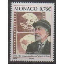 Monaco - 2002 - Nb 2366 - Literature
